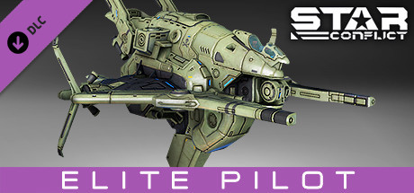 Star Conflict: Mercenary Pack - Elite Pilot
