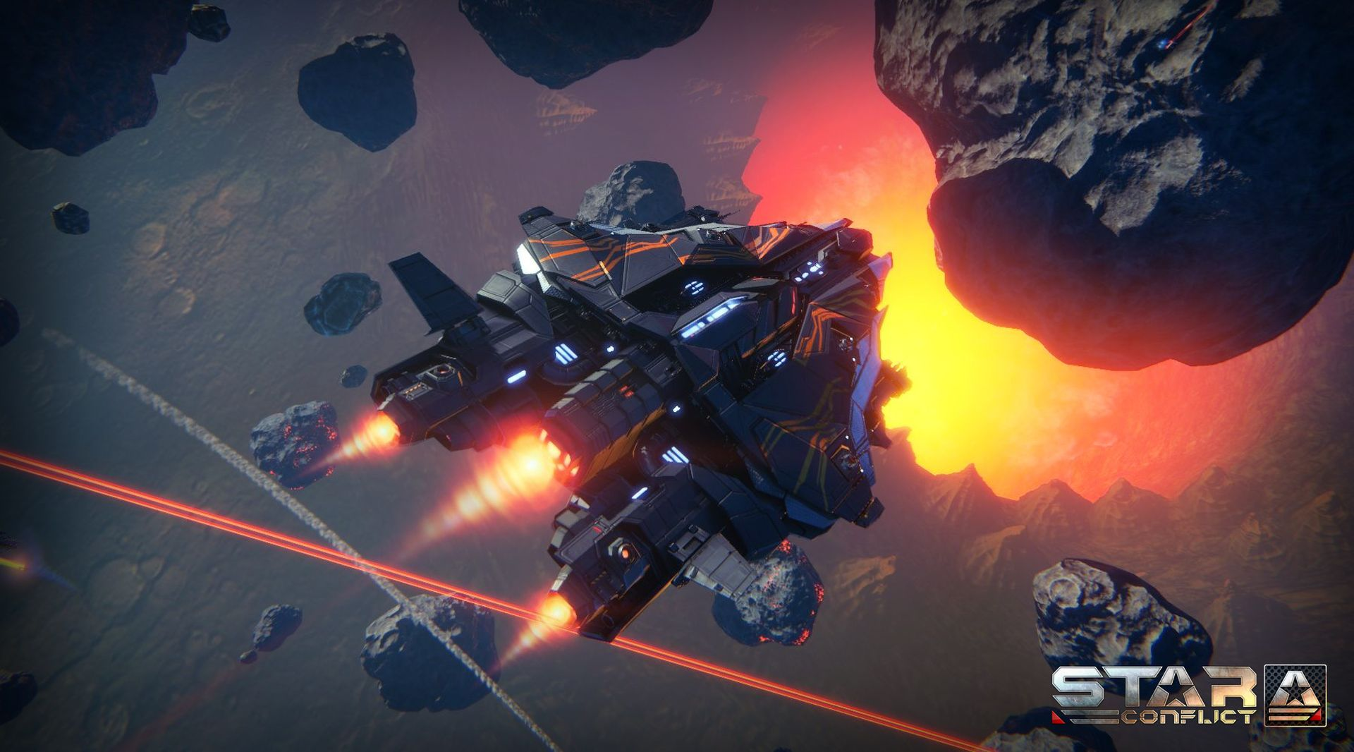 Star Conflict: Mercenary Pack - Elite Pilot screenshot