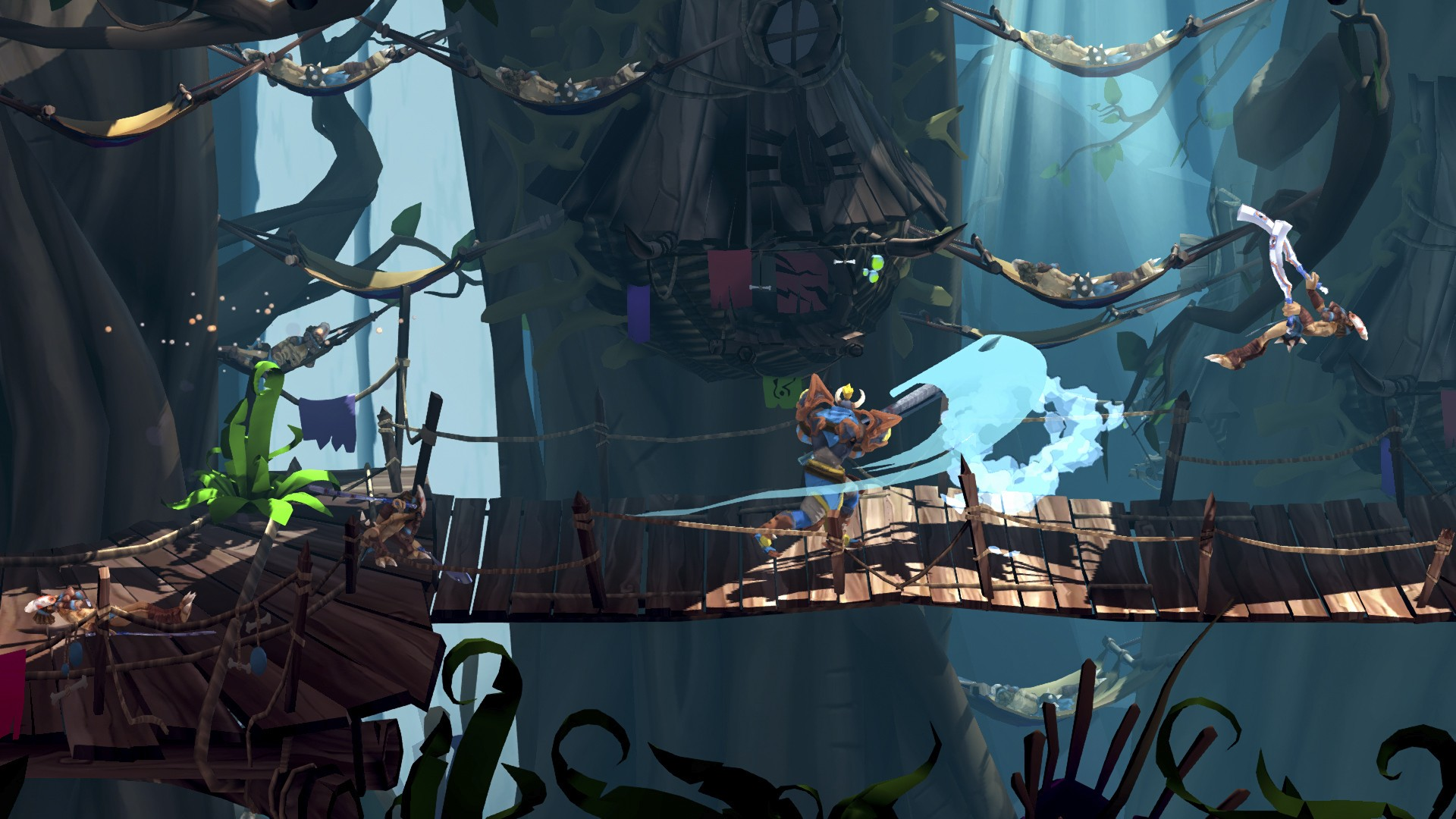 Sacred Citadel: Jungle Hunt screenshot
