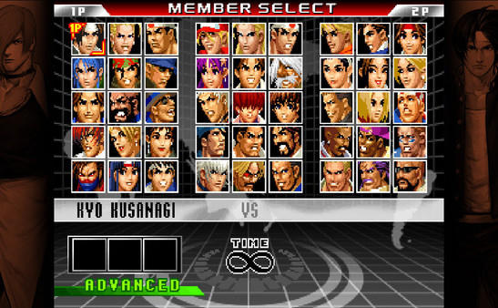 The King of Fighters 98: Ultimate Match Final Edition (PC) 2014