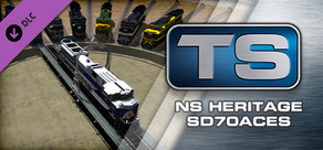 Train Simulator: Norfolk Southern Heritage SD70ACes Loco Add-On