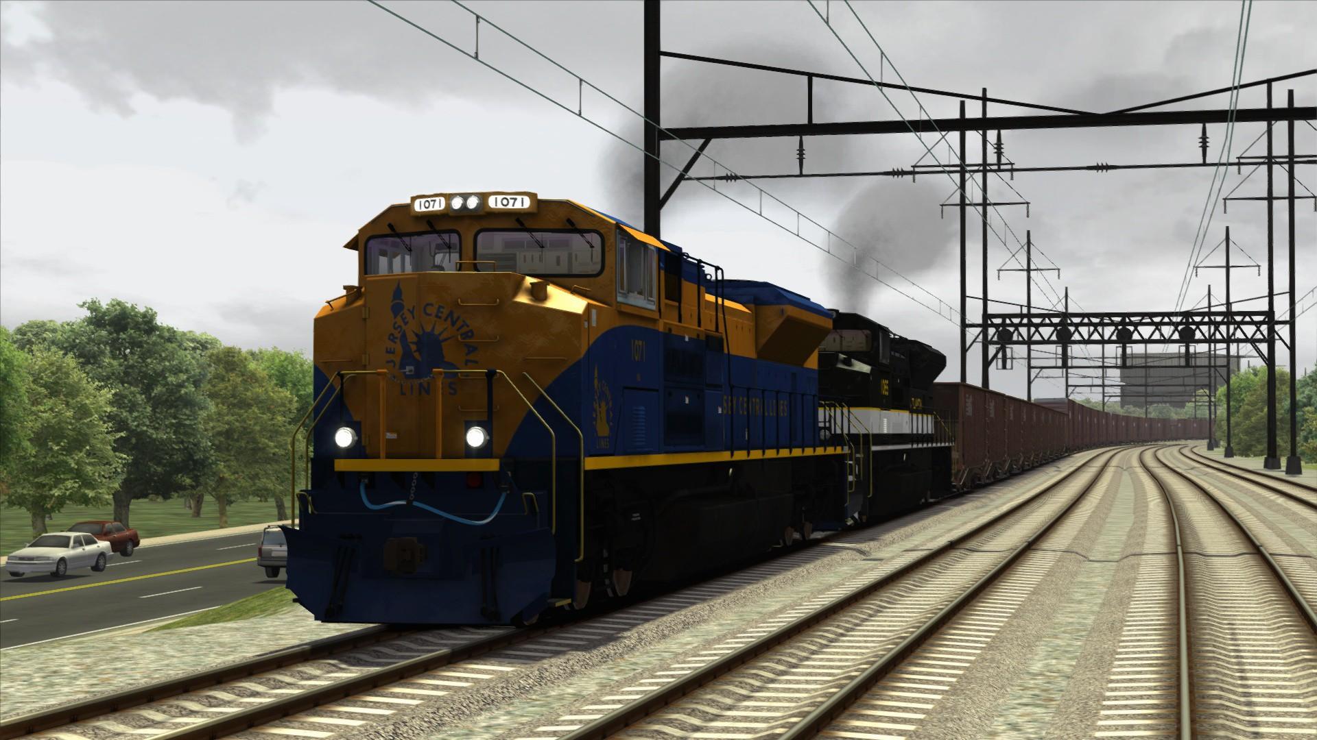 Train Simulator: Norfolk Southern Heritage SD70ACes Loco Add-On screenshot