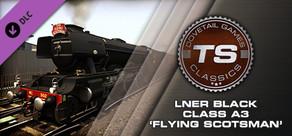 Train Simulator: LNER Black Class A3 'Flying Scotsman' Loco Add-On