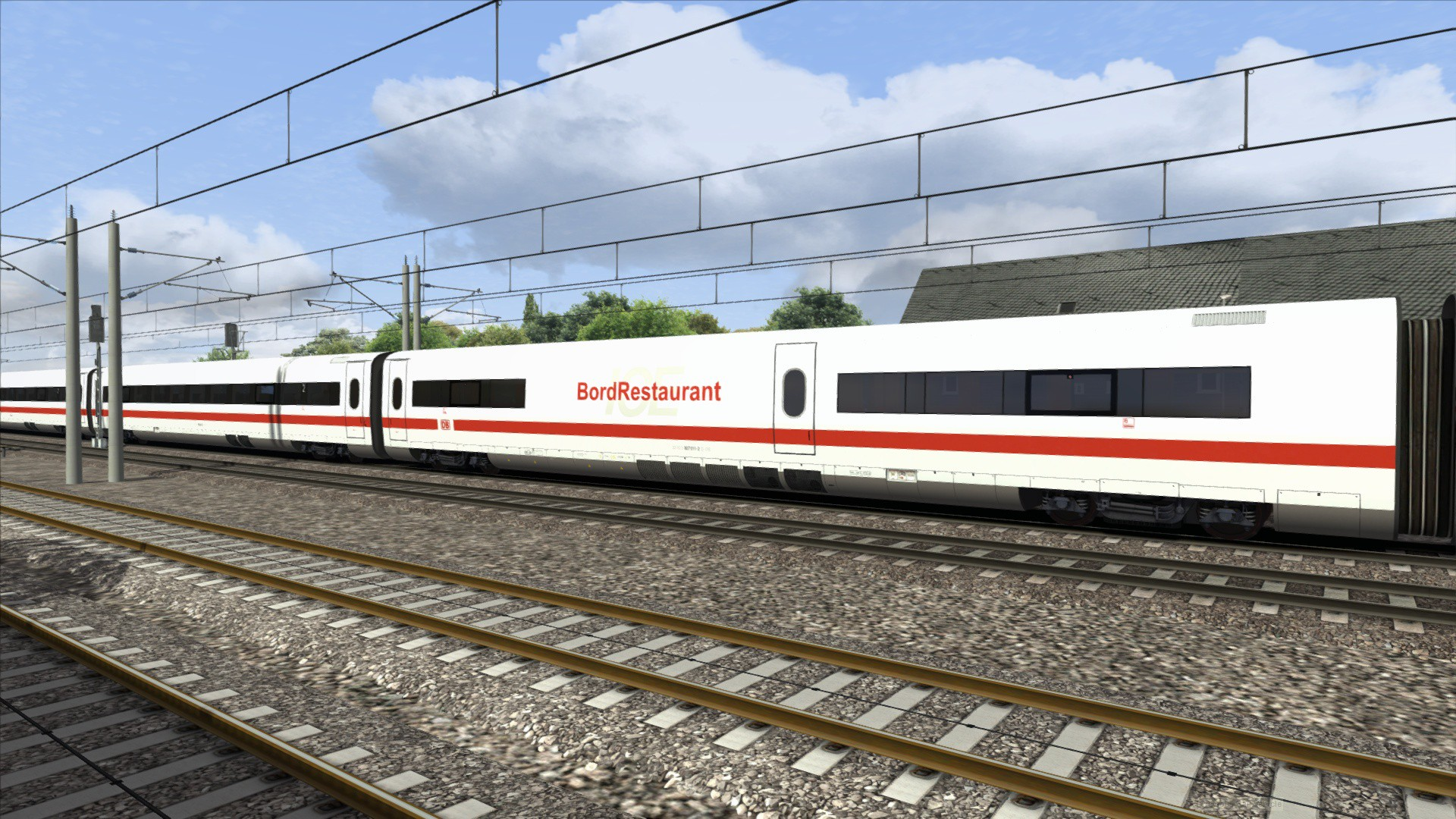 Train Simulator: DB ICE 2 EMU Add-On screenshot