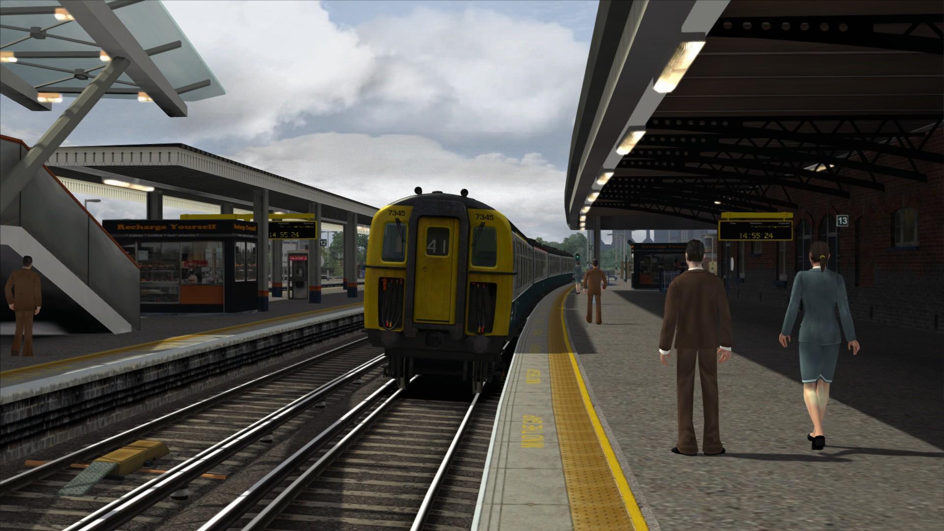 Train Simulator: BR Class 422 '4BIG' EMU Add-On screenshot