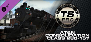 Train Simulator: AT&N Consolidation Class 280-157 Loco Add-On