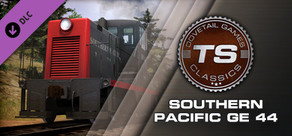 Train Simulator: Southern Pacific GE 44 Loco Add-On