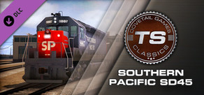 Train Simulator: Southern Pacific SD45 Loco Add-On