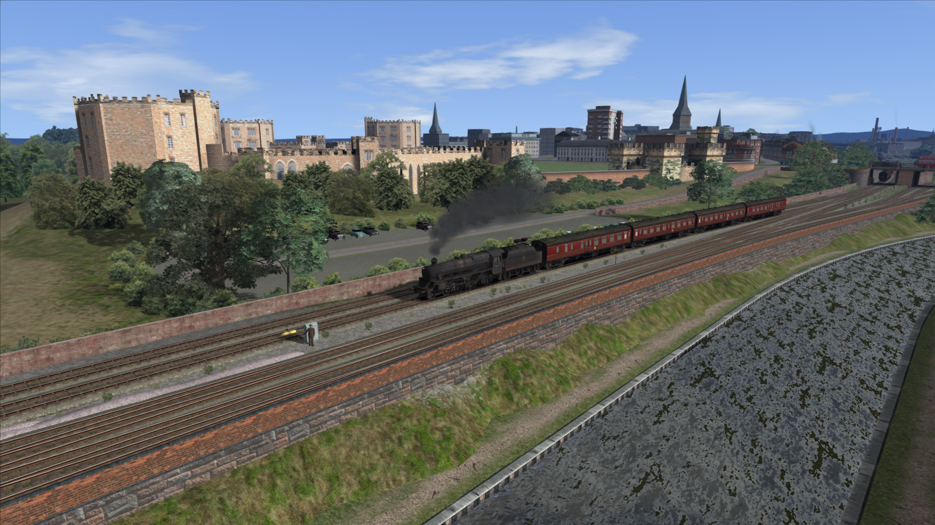 Train Simulator: Western Lines of Scotland Route Add-On screenshot