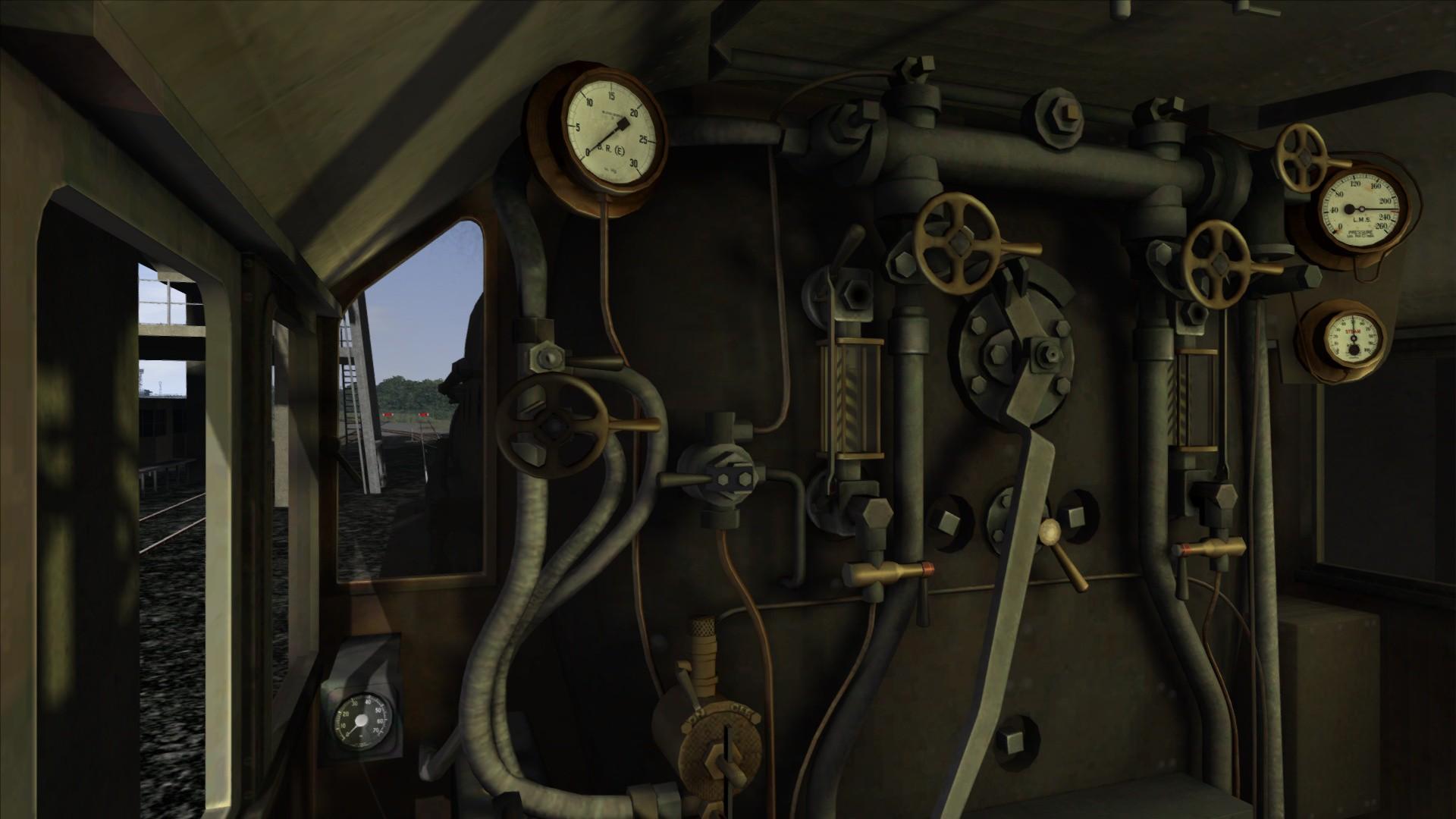 Train Simulator: Western Lines of Scotland Route Add-On screenshot