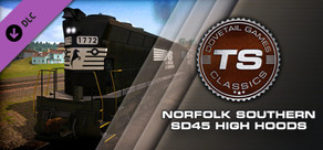 Train Simulator: Norfolk Southern SD45 High Hoods Loco Add-On