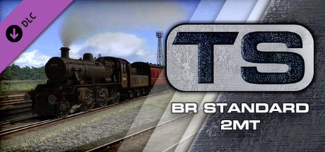 Train Simulator: BR Standard Class 2MT Loco Add-On