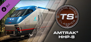 Train Simulator: Amtrak HHP-8 Loco Add-On