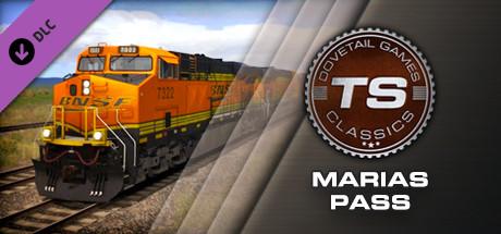 Train Simulator: Marias Pass Route Add-On