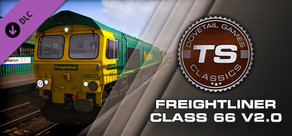 Train Simulator: Freightliner Class 66 v2.0 Loco Add-On