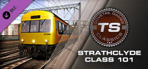 Train Simulator: Strathclyde Class 101 DMU Add-On