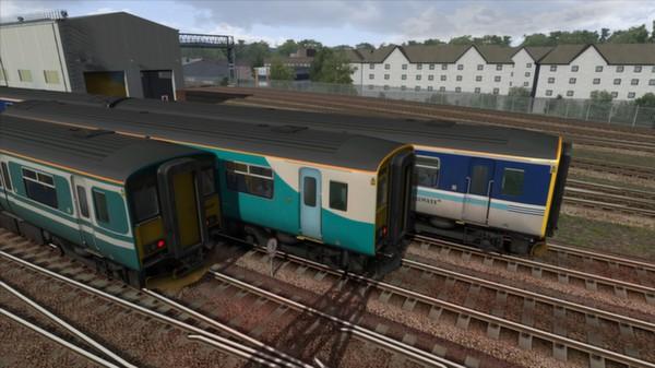 скриншот Class 150 DMU Add-On 0