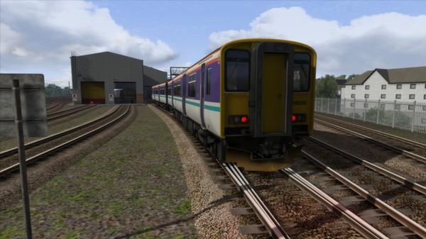 скриншот Class 150 DMU Add-On 2
