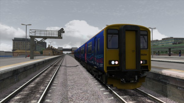 скриншот Class 150 DMU Add-On 3