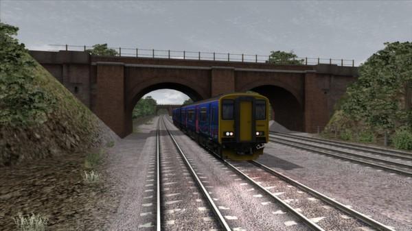 скриншот Class 150 DMU Add-On 4