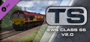 Train Simulator: EWS Class 66 v2.0 Loco Add-On