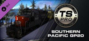 Train Simulator: Southern Pacific GP20 Loco Add-On