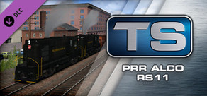 Train Simulator: PRR Alco RS11 Loco Add-On