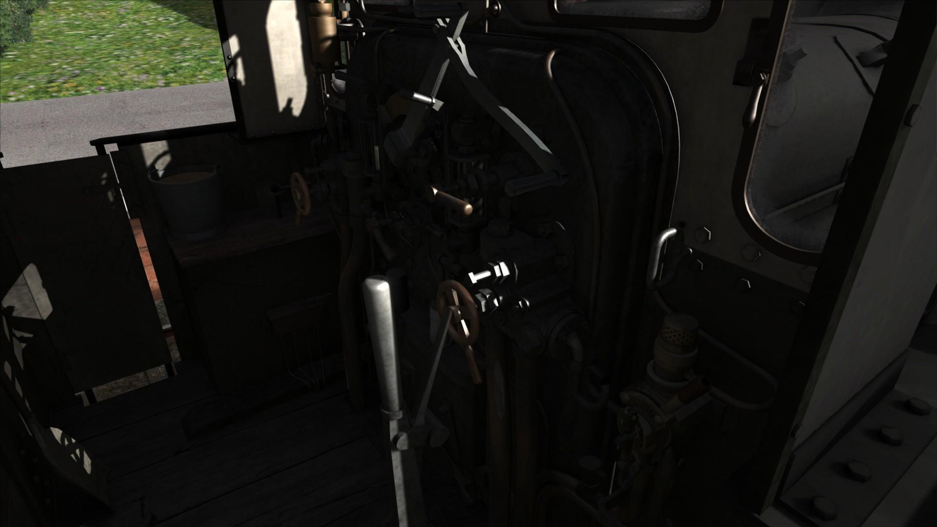 Train Simulator: LMS Class 3F 'Jinty' Loco Add-On screenshot