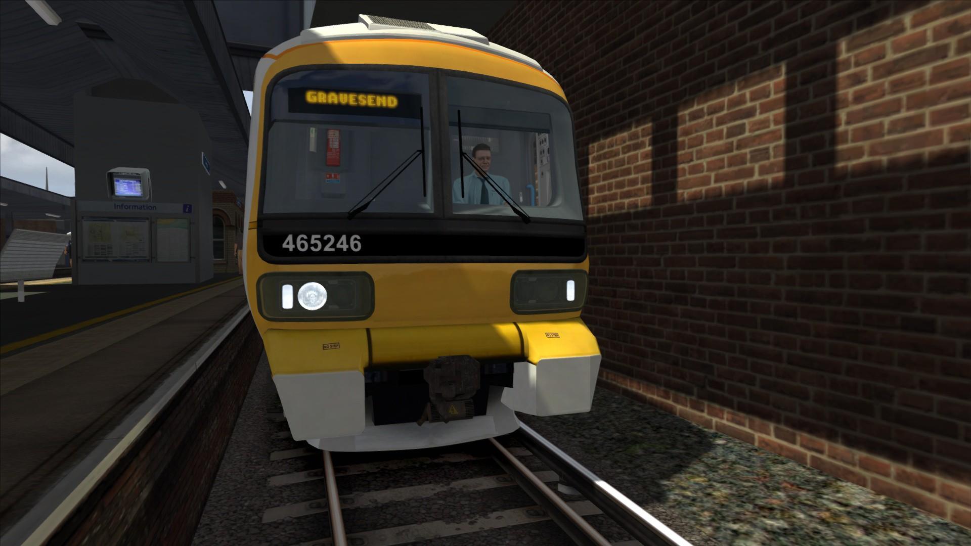 Train Simulator: Southeastern Class 465 EMU Add-On screenshot