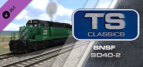 Train Simulator: BNSF SD40-2 Loco Add-On