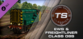 Train Simulator: EWS & Freightliner Class 08s Loco Add-On