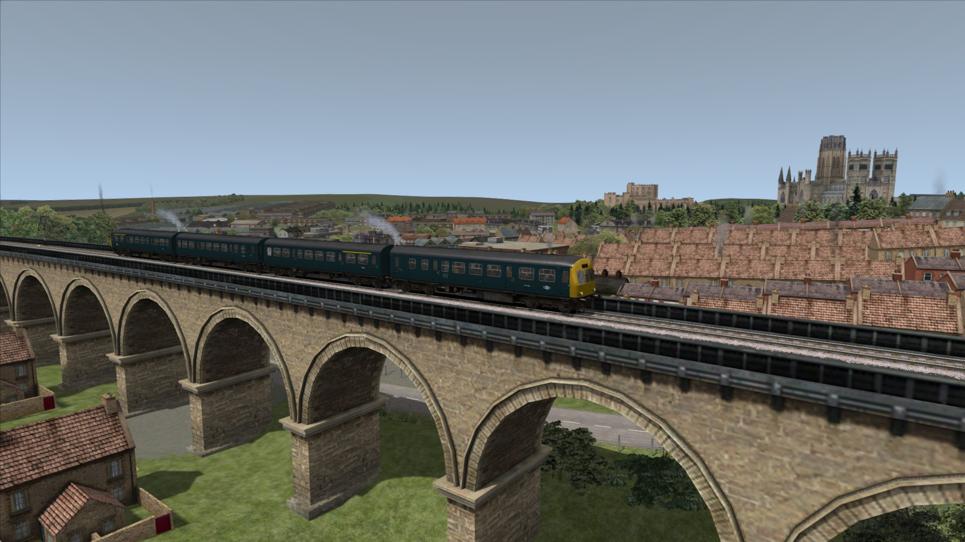 Train Simulator: BR Class 101 DMU Add-On screenshot