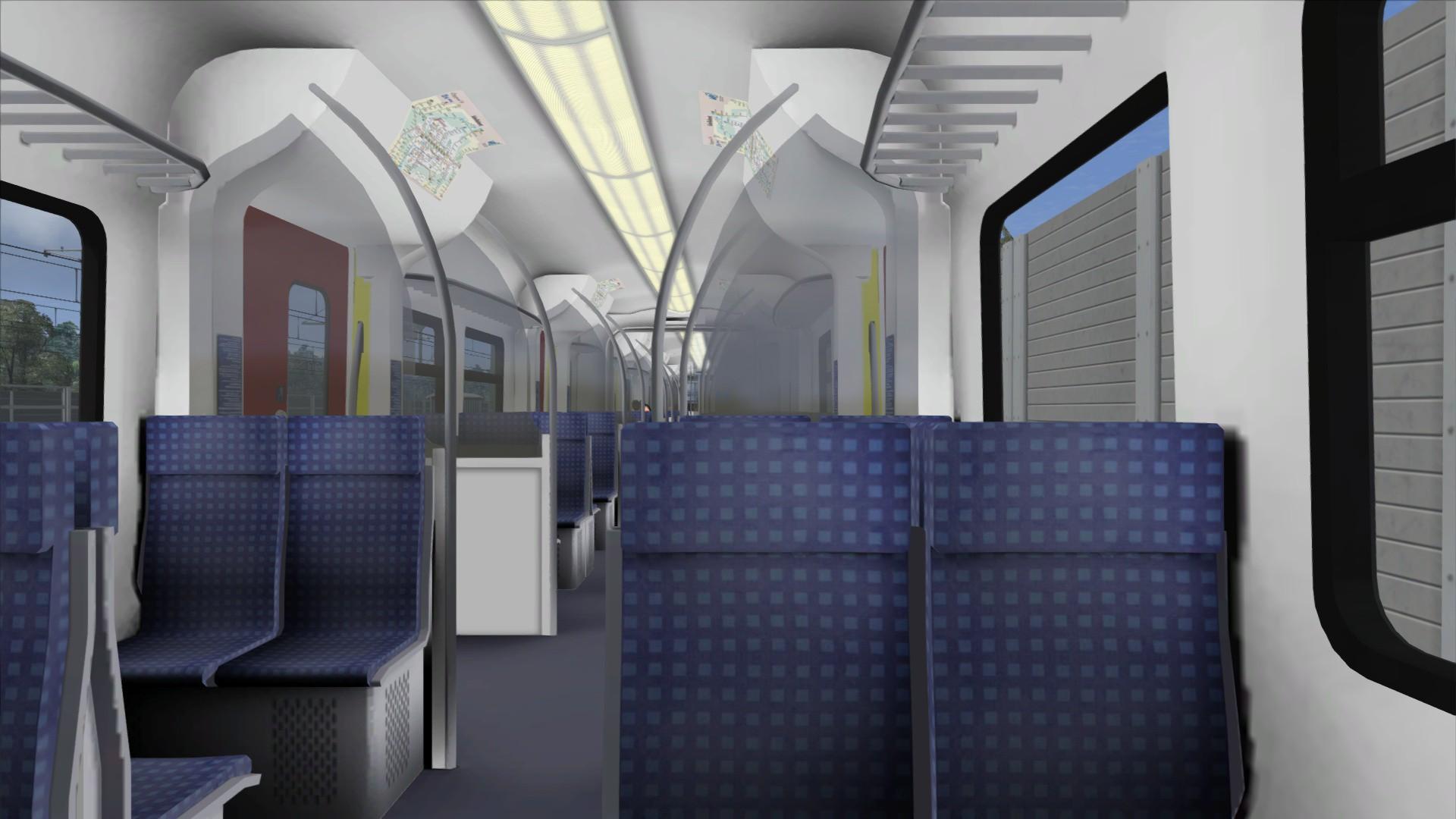 Train Simulator: DB BR423 EMU Add-On screenshot
