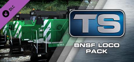 Train Simulator: BNSF Locomotive Pack Add-On