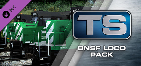 Train Simulator: BNSF Locomotive Pack Add-On
