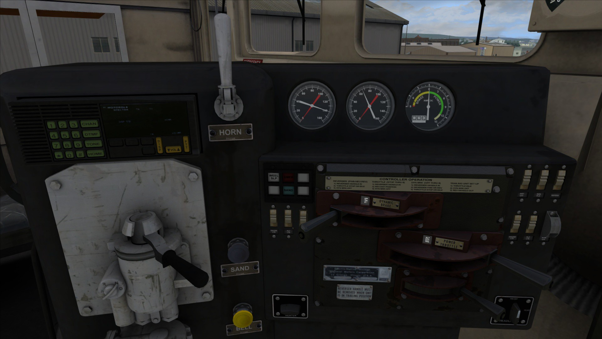 Train Simulator: BNSF Locomotive Pack Add-On screenshot