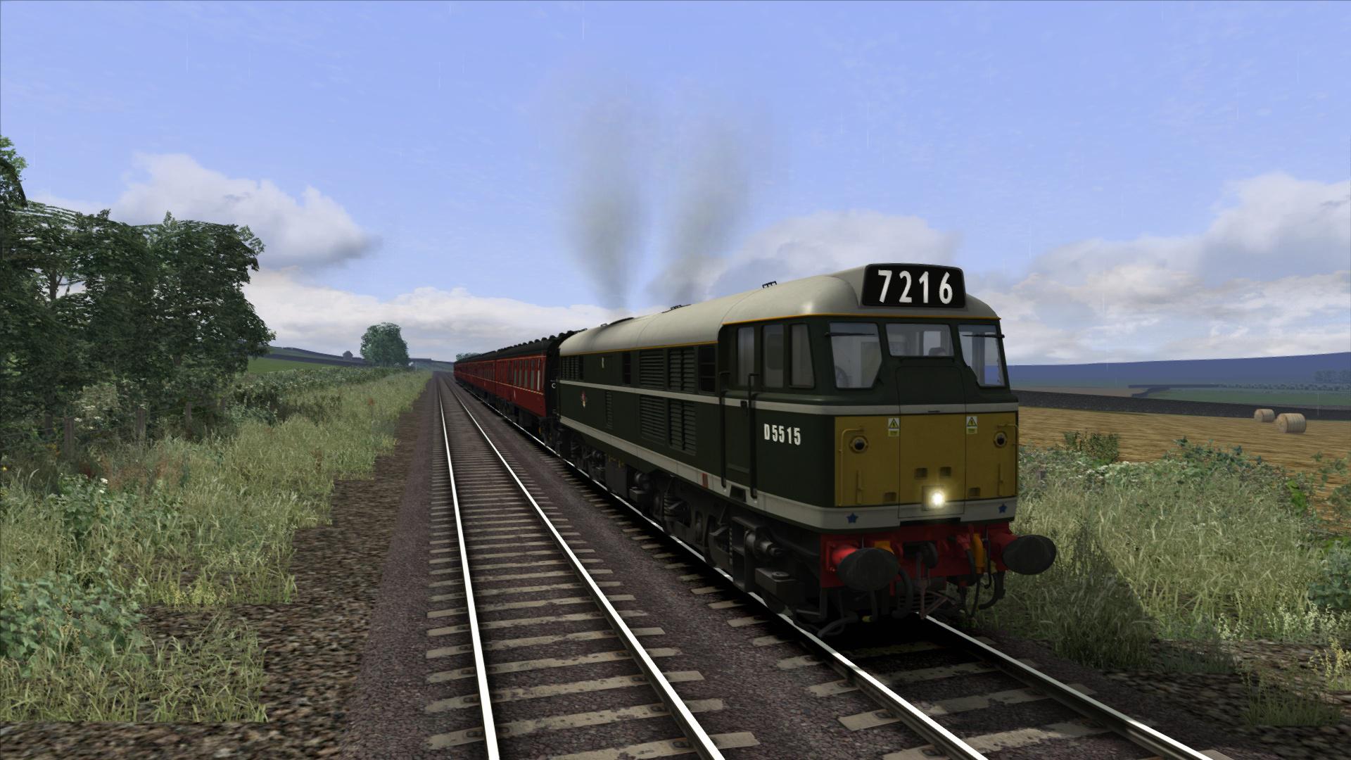 Train Simulator: BR Class 31 Loco Add-On screenshot