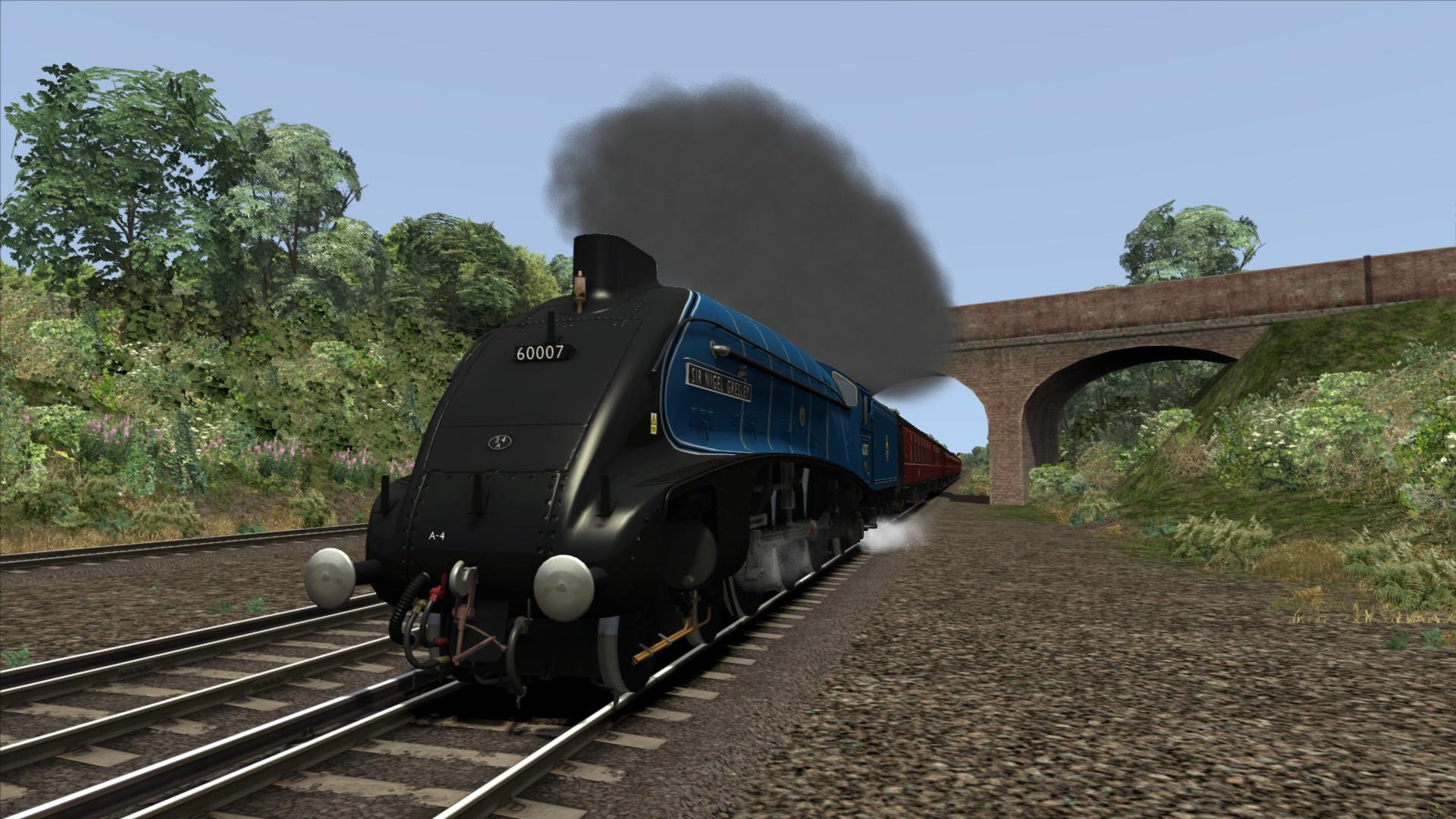 Train Simulator: Class A4 Pacifics Loco Add-On screenshot