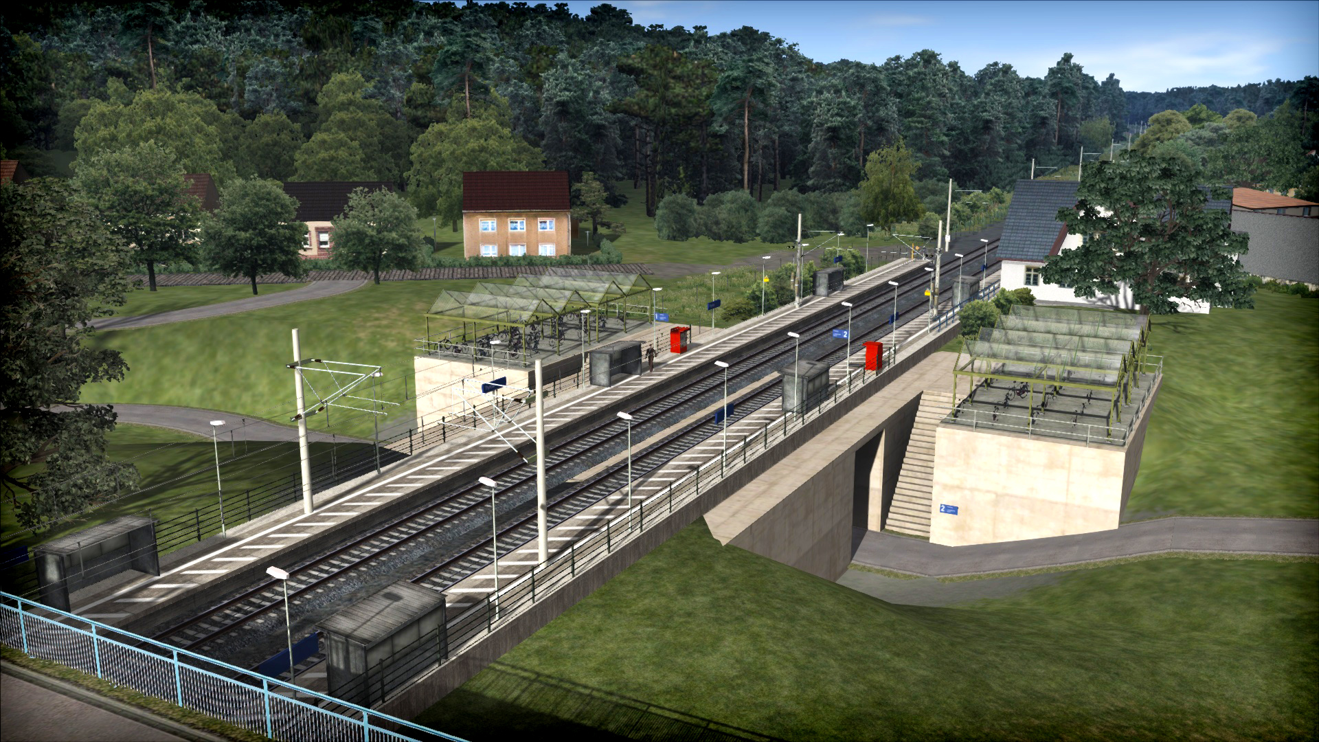 Train Simulator: Berlin-Wittenberg Route Add-On screenshot