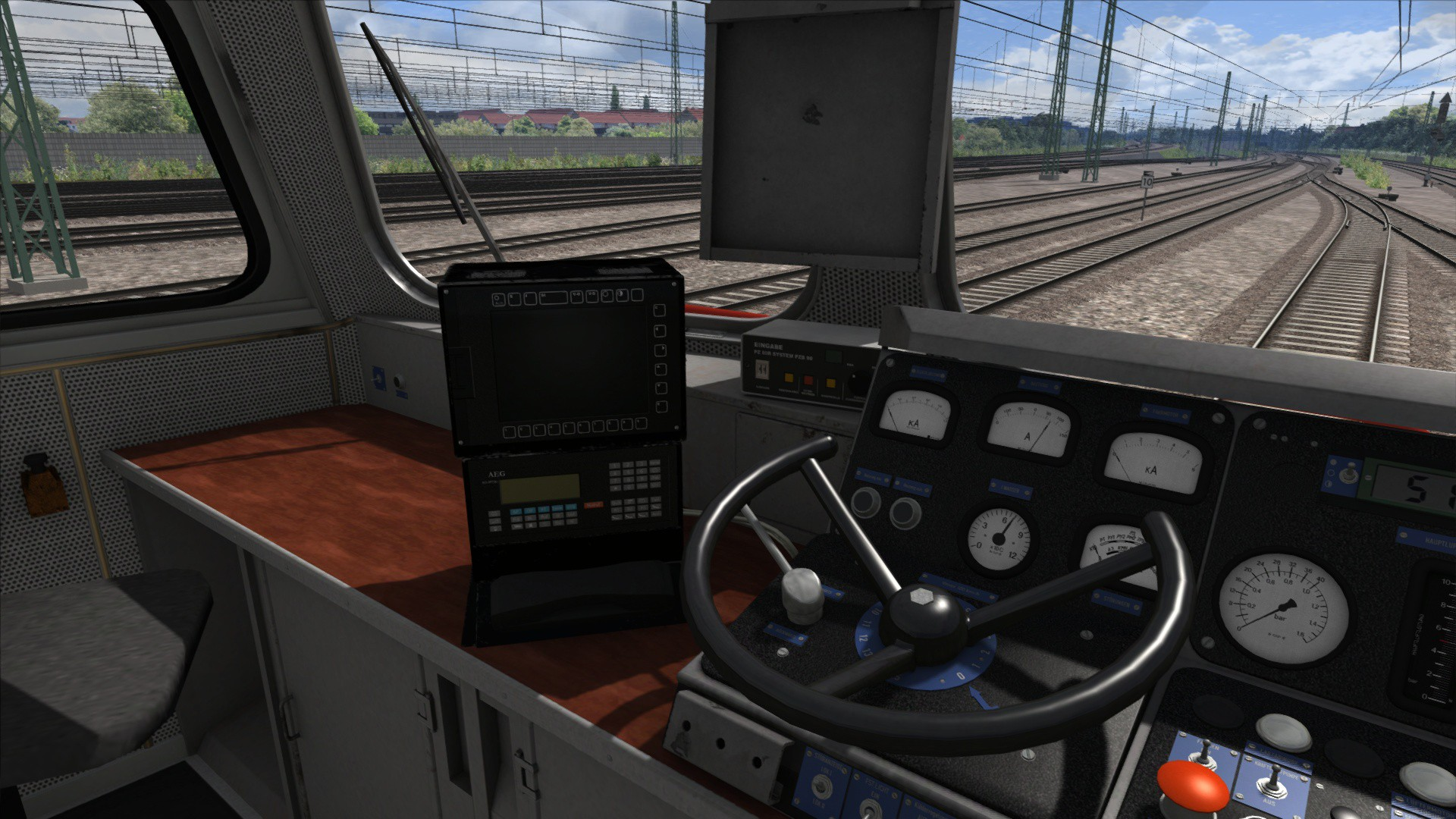 Train Simulator: DB BR232 Loco Add-On screenshot
