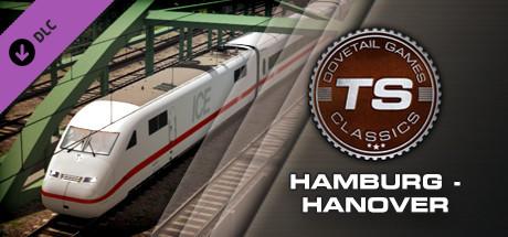 train simulator hamburg hanover route add on on steam. Black Bedroom Furniture Sets. Home Design Ideas