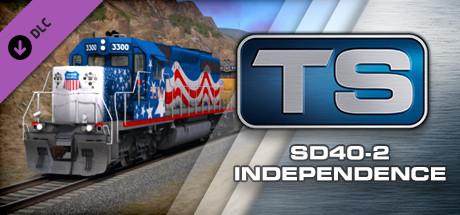 Train Simulator: SD40-2 Independence Loco Add-On