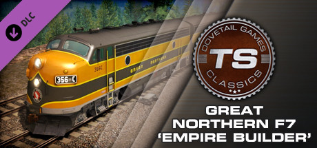 Train Simulator: Great Northern F7 'Empire Builder' Loco Add-On