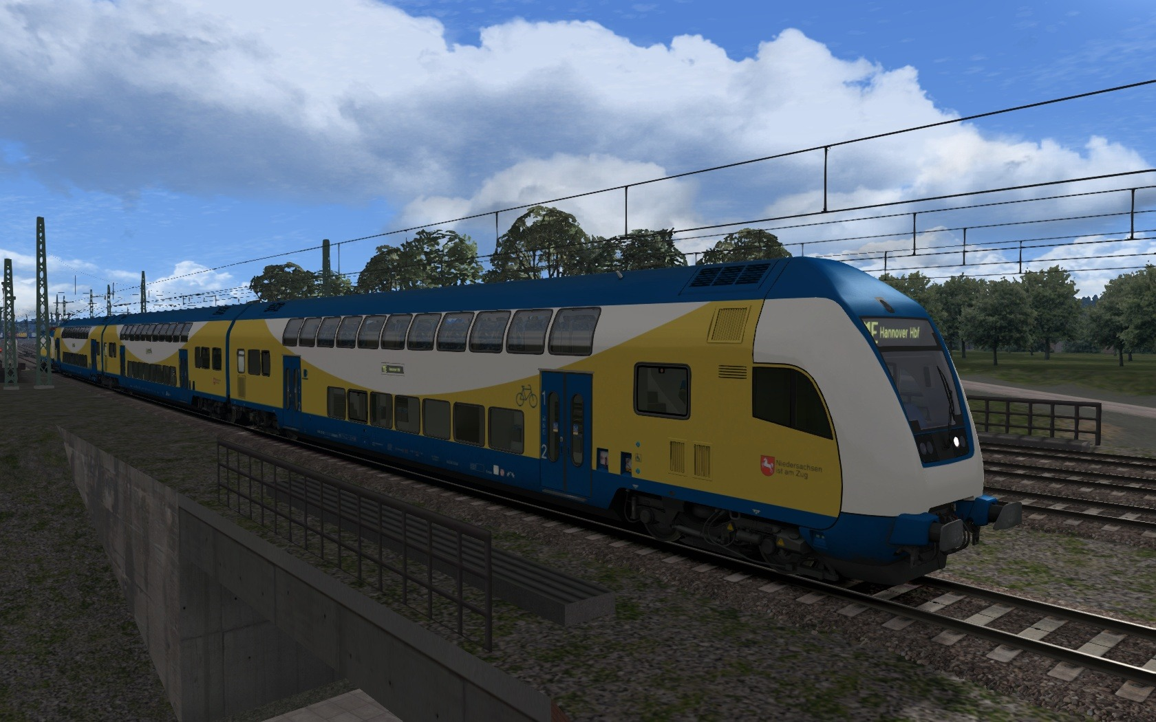 Train Simulator: Metronom ME 146 Loco Add-On screenshot