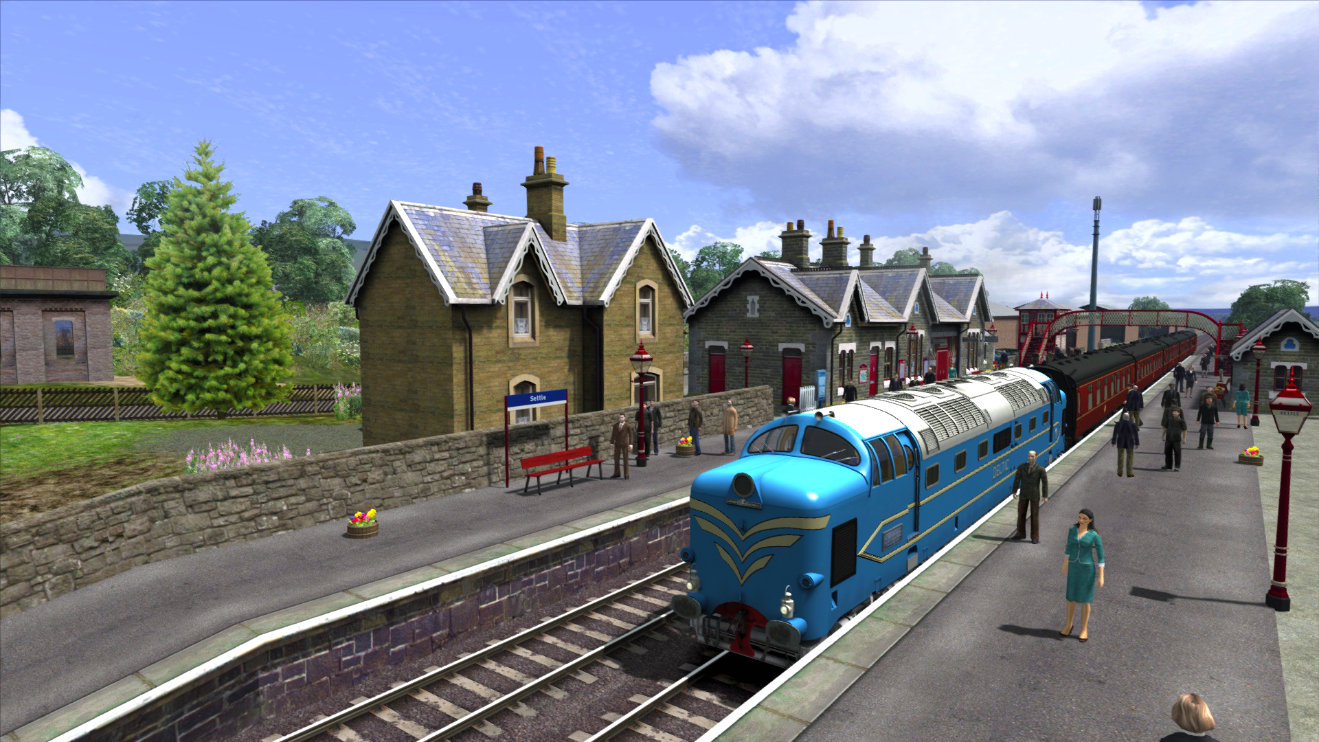 Train Simulator: BR DP1 Deltic Loco Add-On screenshot