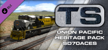 Train Simulator: Union Pacific Heritage SD70ACes Loco Add-On