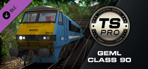 Train Simulator: GEML Class 90 Loco Add-On