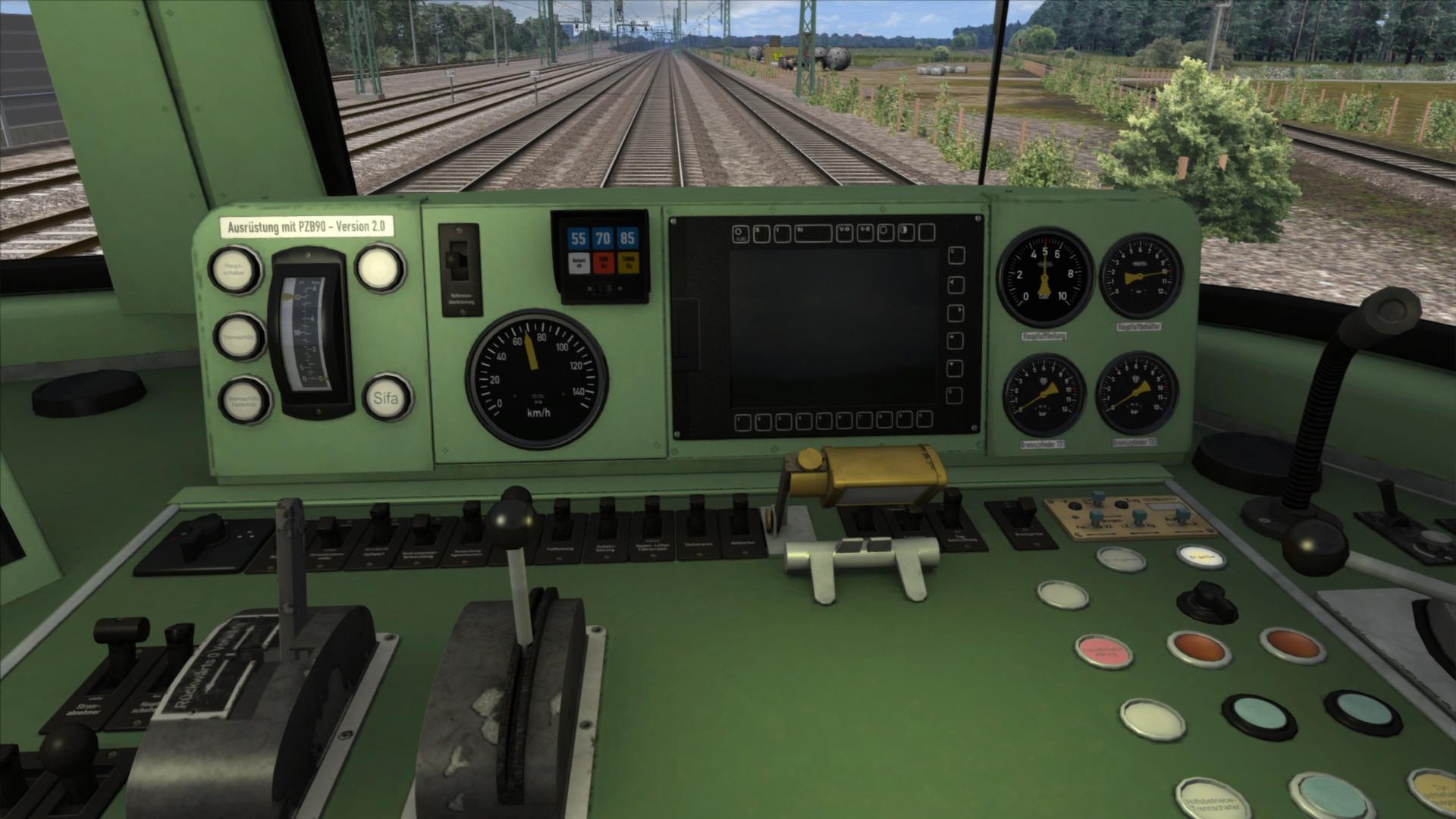 Train Simulator: DB BR420 EMU Add-On screenshot