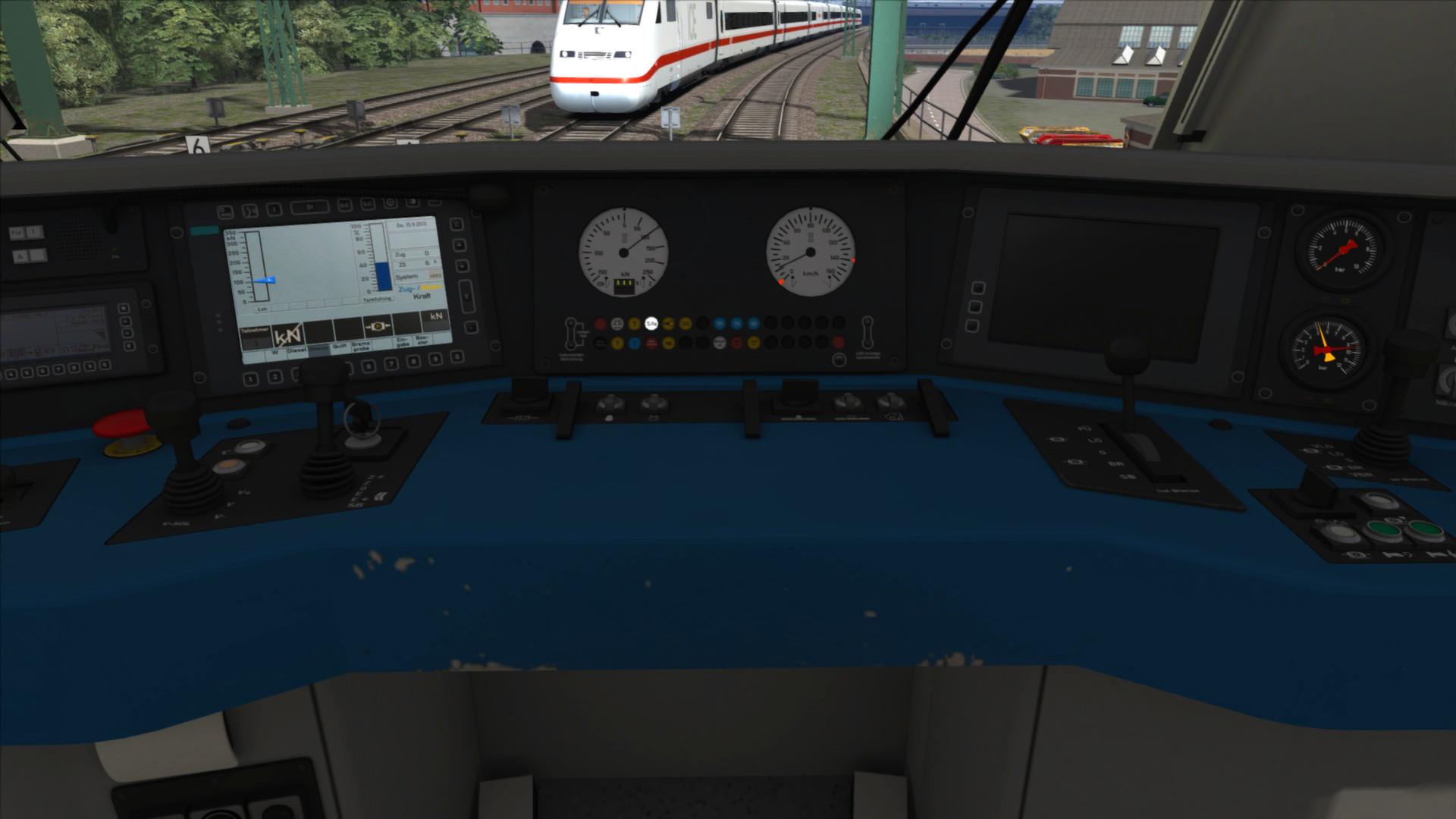 Train Simulator: MRCE ER20 Eurorunner Loco Add-On screenshot