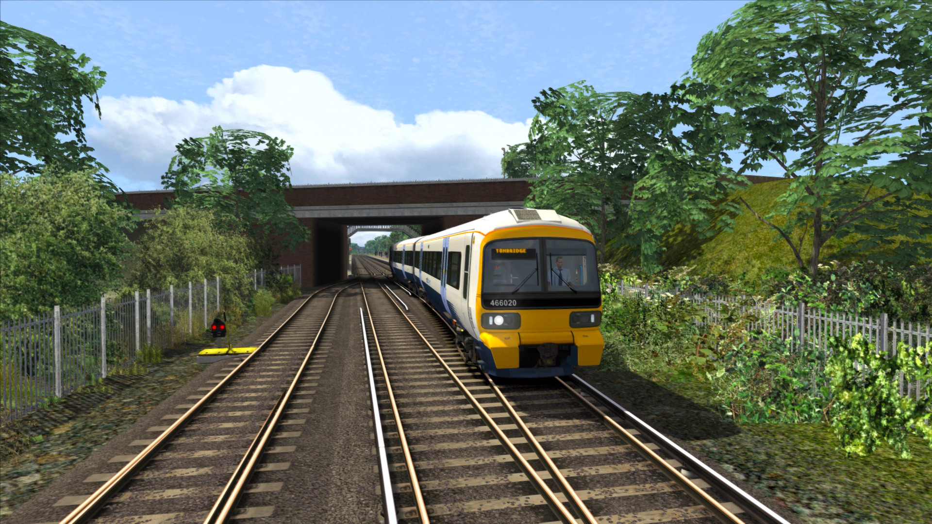 Train Simulator: Sheerness Branch Extension Route Add-On screenshot